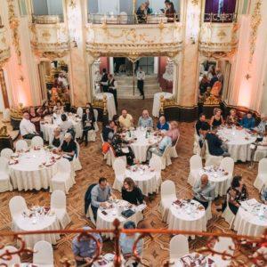 mozart dinner boccaccio hall