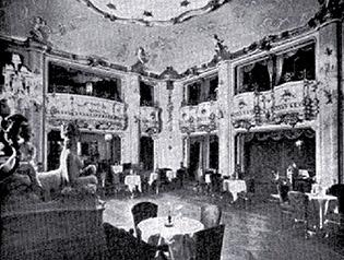 mozart dinner prague boccaccio hall history