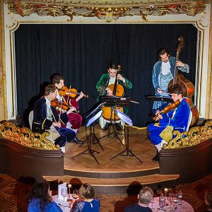 Mozart Dinner Amadeus Prague Ensemble