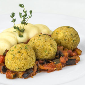 mozart dinner prague vegetarian main dish